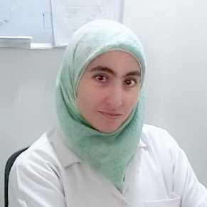 دكتورة  أمامه الدالاتي  طبيبة أسنان  الرياض