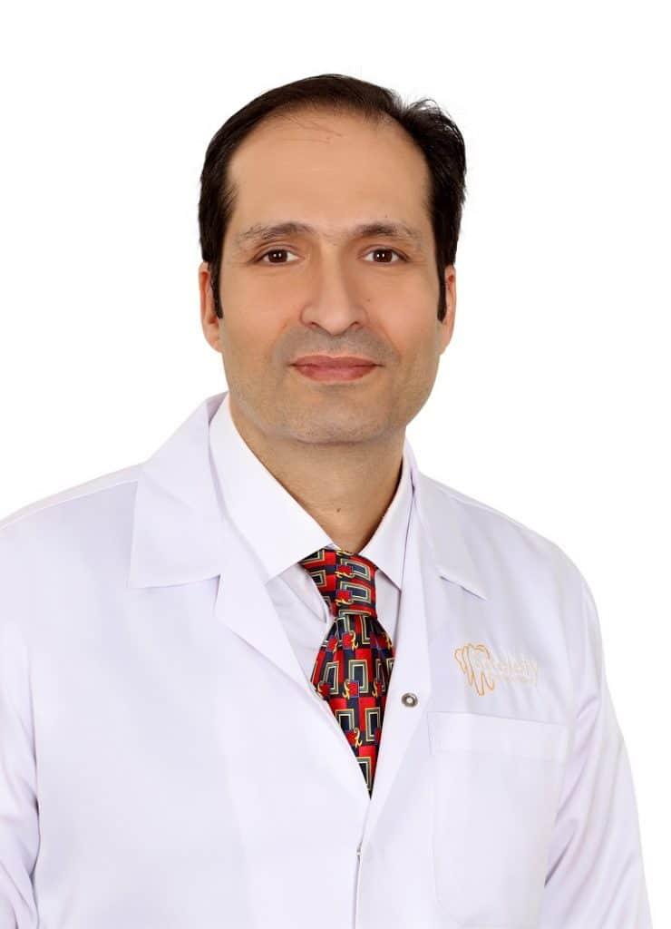 دكتور  صباح حندي  أخصائي جراحة الفم والفكين  الرياض