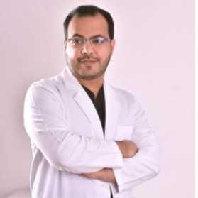 دكتور  عبد الرحمن الجمل  استشاري طب وجراحة الجلد والعلاج بالليزر  الرياض